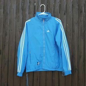 ⏰LAST CHANCE⏰ Adidas Blue Jacket / Windbreaker